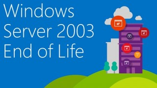 Microsoft Windows Server 2003 End of Life